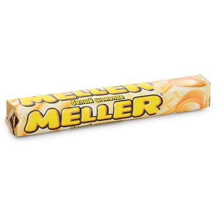 Ирис Meller Белый шоколад 38г