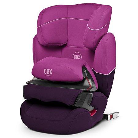 Автокресло CBX by Cybex Aura-Fix Purple Rain