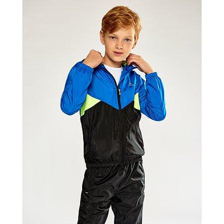 Куртка спортивная Jomoto ярко-синяя