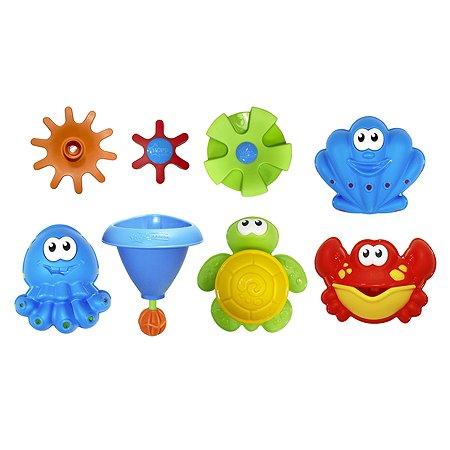 Игрушки для ванны Нордпласт 8шт 741