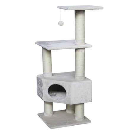 Площадка игровая для кошек Nobby Etsch Кремовая