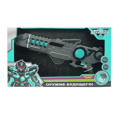 Космический пистолет Space Defender 41 см (музыка,свет)