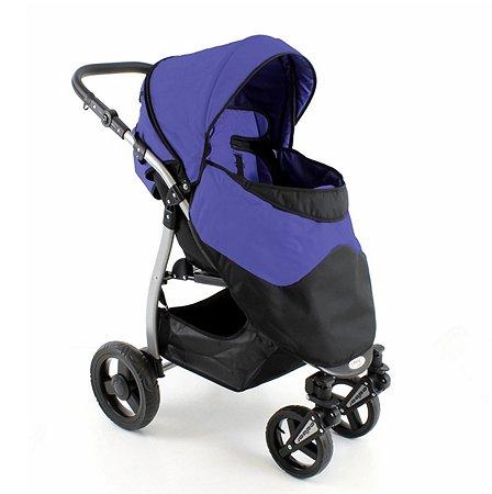 Прогулочная коляска Adbor Mio Purple