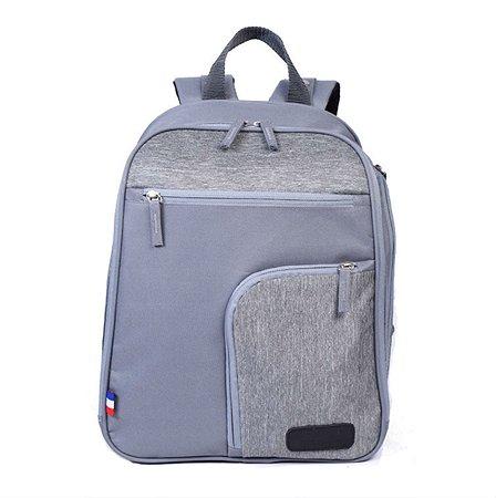 Рюкзак для мамы Baby Street Suzanna Grey melange