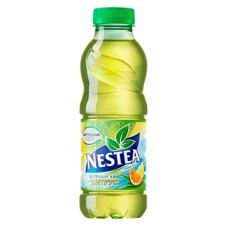 Чай Nestea Зелен цитрус 0.5л