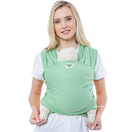 Слинг-шарф Mum's Era Бамбук Зеленый