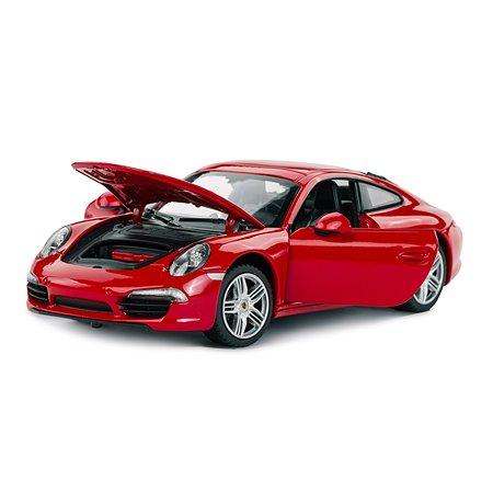 Машинка Rastar Porsche 911 1:24 красная