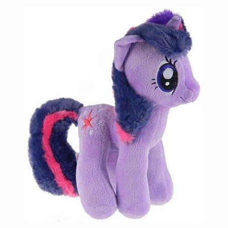 Моя маленькая пони My Little Pony 17 см плюш в ассортименте