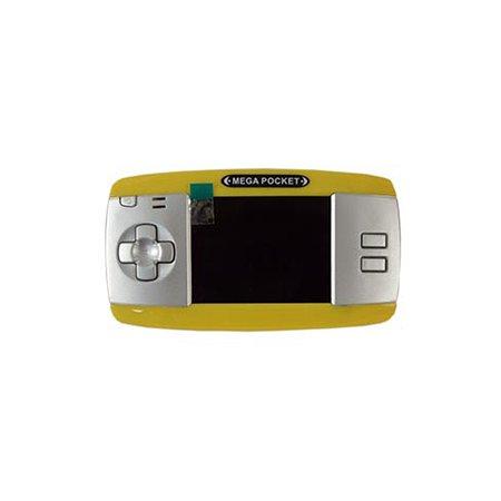 Игровая приставка CyberToy MegaPocket 200 игр (желтый)
