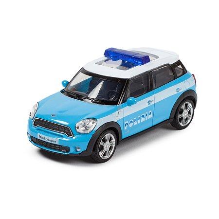 Спецтранспорт Mobicaro MINI Cooper S Countryman 1:43 Полиция