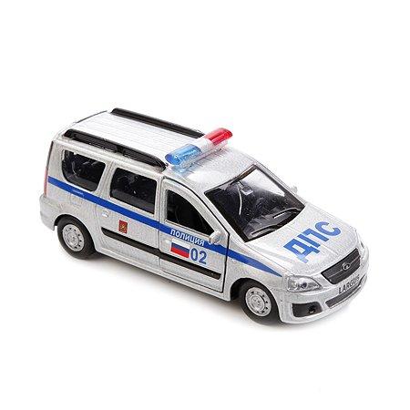 Машина Технопарк LADA LARGUS Полиция