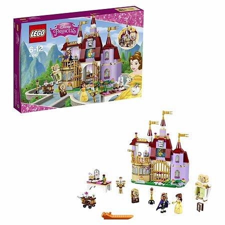 Конструктор LEGO Disney Princess Заколдованный замок Белль (41067)