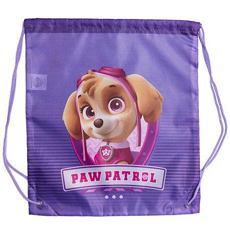 Мешок для обуви Росмэн PAW Patrol Скай