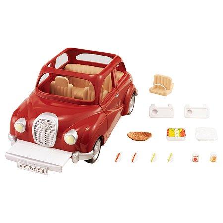 Набор Sylvanian Families Семейный автомобиль Красный 5273/2002