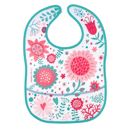 Нагрудник Canpol Babies Розовый 250989411