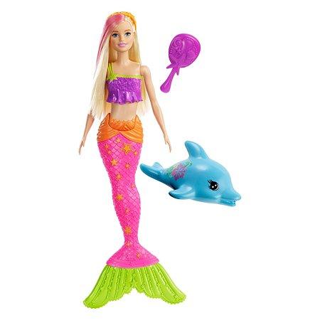 Кукла Barbie Русалочка с аксессуарами GGG58