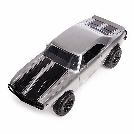 Машинка Fast and Furious Jada Форсаж 1:24 1967 Chevy Camaro Off Road