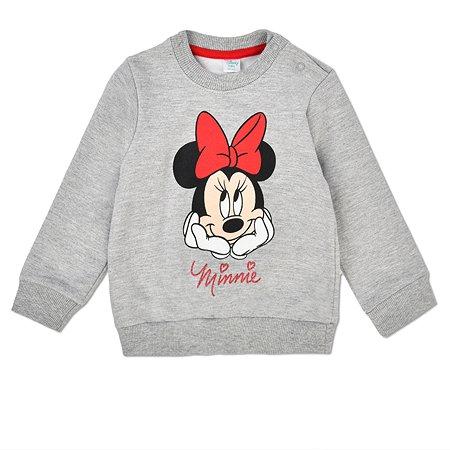 Толстовка Disney baby серая