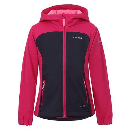 Куртка Icepeak розовая