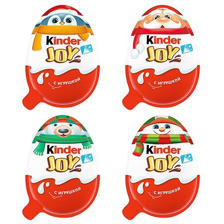 Шоколад Kinder Джой НГ 21г в ассортименте