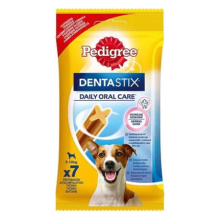 Лакомство для собак Pedigree Dentastix 110г
