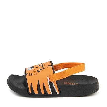 Шлёпанцы Greyhound оранжевые