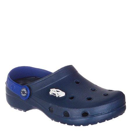 Сабо Kapika синие