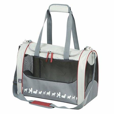 Переноска-сумка Nobby Timor Серая