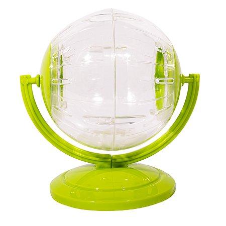 Игрушка для грызунов Lilli Pet Hamster fun малый Зеленый 20-9010