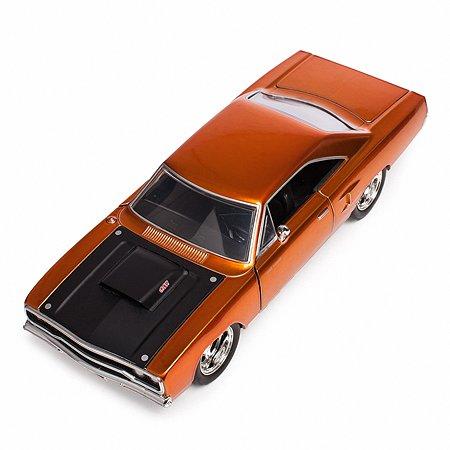 Машинка Fast and Furious Jada Форсаж 1:24 - 1970 Plymouth Road Runner