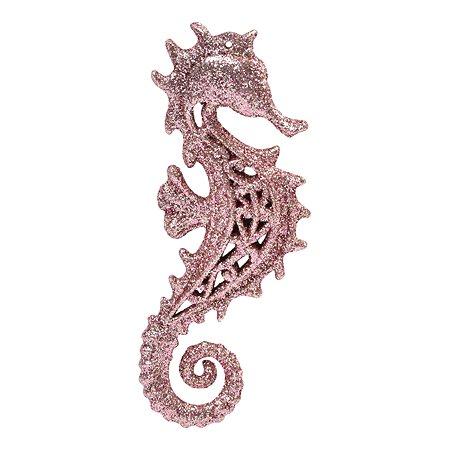 Елочное украшение Decoris Морской конек 27712