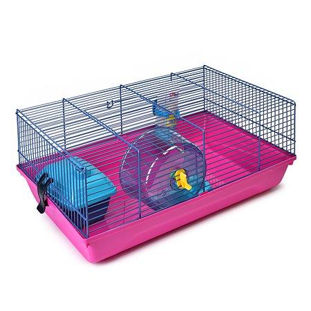 Клетка для грызунов Savic Martha Голубая-Розовая 5006-5700
