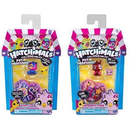 Набор фигурок Hatchimals S7 2шт в непрозрачной упаковке (Cюрприз) 6054180