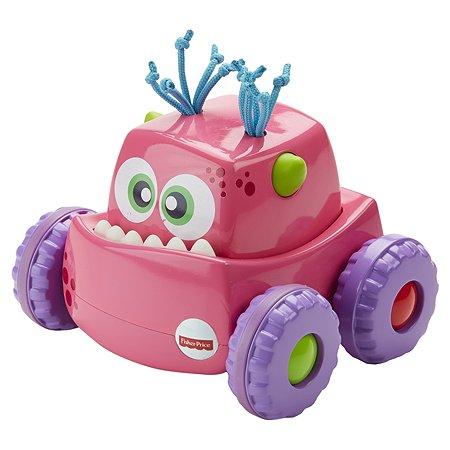 Игрушка Fisher Price Monster Розовая DRG14