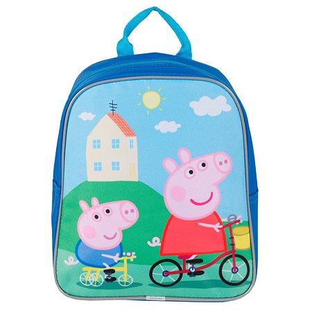 Рюкзачок Росмэн Peppa Pig Малый Классика
