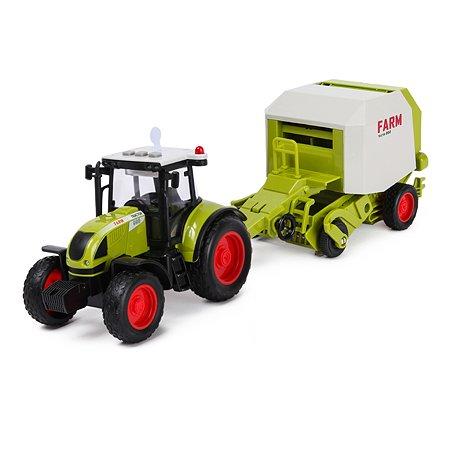 Трактор Mobicaro 1:16 инерционный OTB0567762