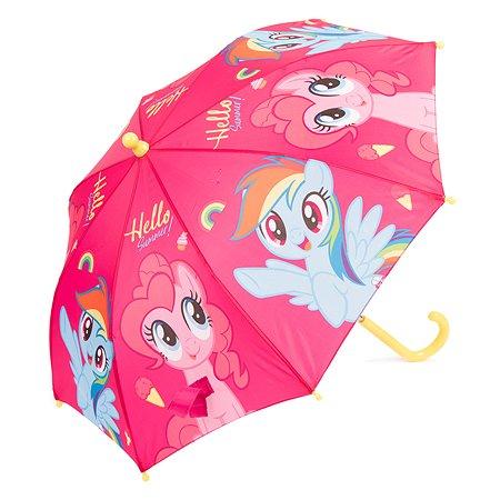 Зонт детский My Little Pony розовый