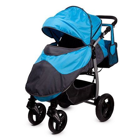 Прогулочная коляска Adbor Mio Blue