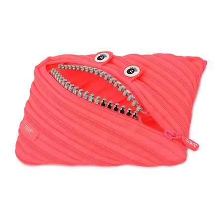 Пенал-сумочка Zipit GRILLZ JUMBO POUCH цвет розовый