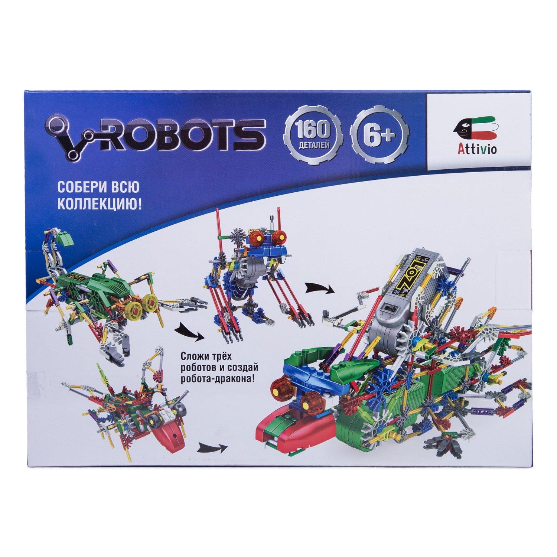 Робот конструктор attivio отзывы