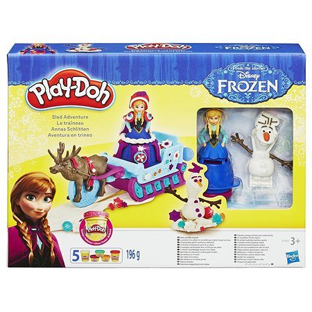 Набор Play-Doh Холодное Сердце