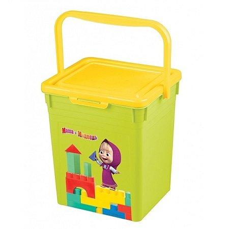 Контейнер для игрушек Пластишка в ассортименте