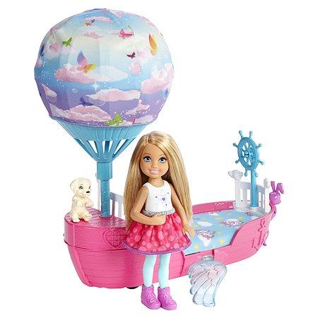 Набор игровой Barbie Волшебная кроватка Челси