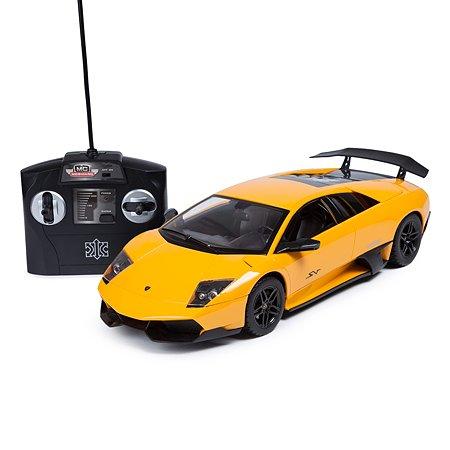 Машинка на радиоуправлении Mobicaro Lamborghini LP670 1:14  34 см Желтая