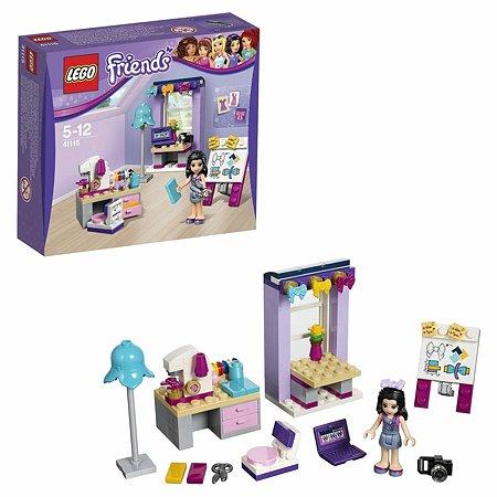 Конструктор LEGO Friends Творческая мастерская Эммы (41115)