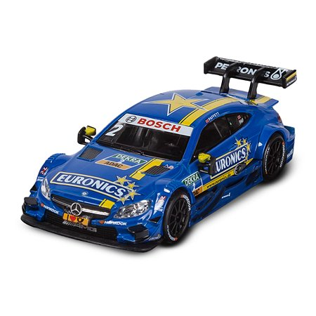 Машина Mobicaro Mercedes-AMG C63 DTM 1:43 синяя