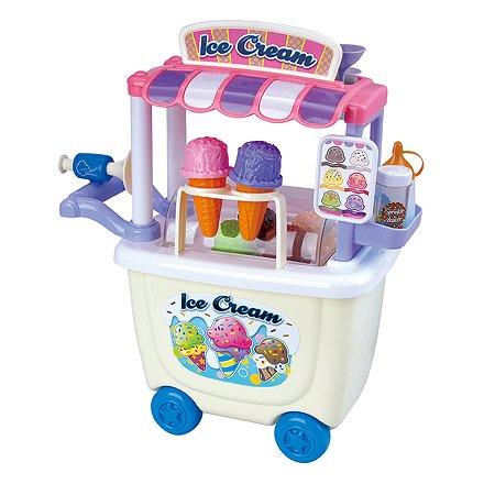 Тележка игровая Playgo Мороженое