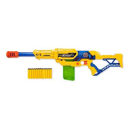 Набор для стрельбы X-SHOT Максимальная атака