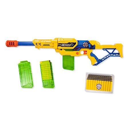 Набор для стрельбы X-SHOT Максимальная атака большой
