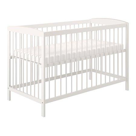 Кровать детская Polini kids Simple 101 Белый